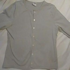 Small grey old navy cardigan